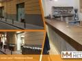 carpenteria giugliano, acciaio cor-ten, pareti divisorie, porte, controsoffitti, soppalchi rivestimento facciate mediterranea metalli napoli