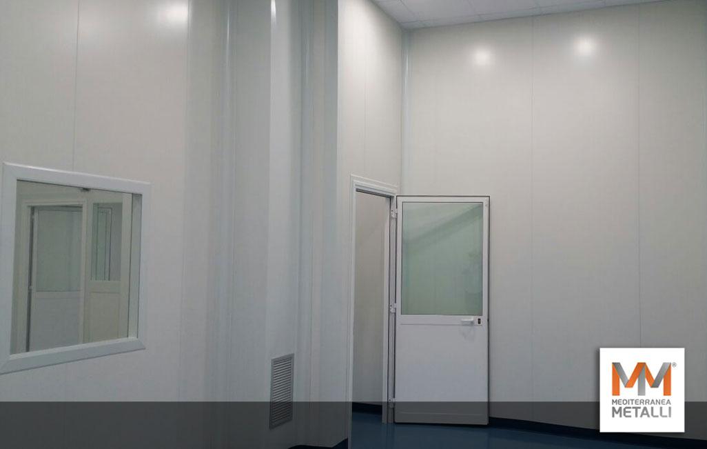 Cheap pareti divisorie infissi porte visive uffici - Pareti per ufficio prezzi ...