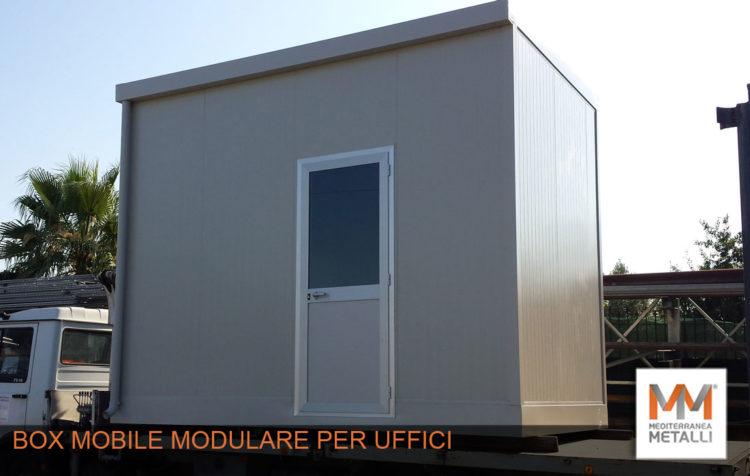 Box mobile modulare per uffici: guarda i nuovi lavori